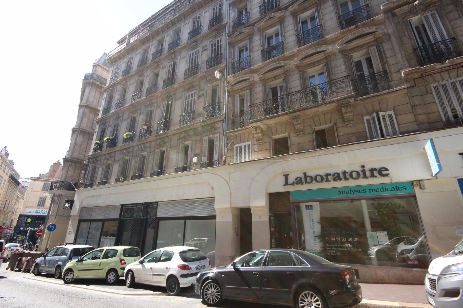 Location immobilier professionnel marseille 1er centre m dical rue rouvi re m tro canebi re - Chambre de commerce marseille adresse ...